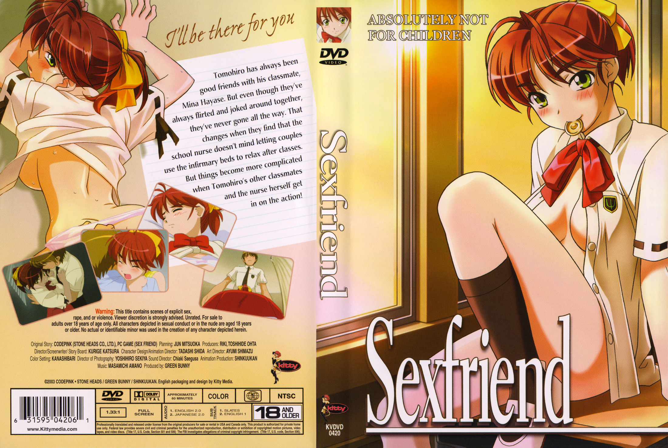 Recomended hentai dvd reviews 8