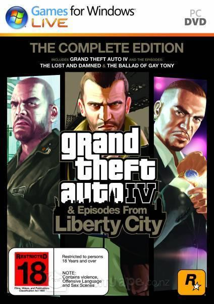 Grand theft auto iv complete edition gameplay youtube.